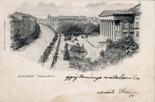 1899 Budapest VIII. Múzeum körút