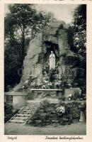 Szeged, Lourdesi barlangkápolna