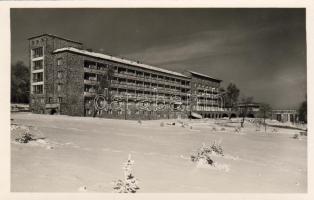 Galya, Nagyszálló télen
