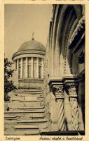 Esztergom, Ásatási részlet a Bazilikával