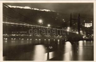 Budapest, éjjel