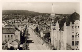 Pécs, Ferenc József út, Hentes