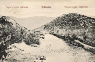 Crikvenica, Vinodol völgy, park / valley, park