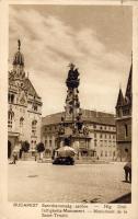 Budapest I. Szentháromság szobor
