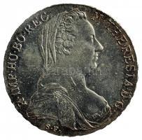 "1780SF Tallér Ag ""Mária Terézia"" utánveret 1780SF Thaler Ag ""Maria Theresia"" restrike"
