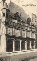 Riom, Puy de Dome, Maison Consulaire / Consular House