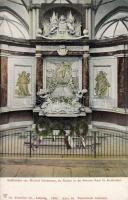 Amsterdam, Nieuwe Kerk, Graftombe van Michiel Adriaanszn de Ruijter / church, tomb, interior