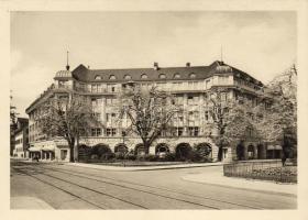 Zürich, Gesellschaftshaus zur Kaufleuten des Kaufmännischen Vereins / Society House for merchants of the Association of Commercial