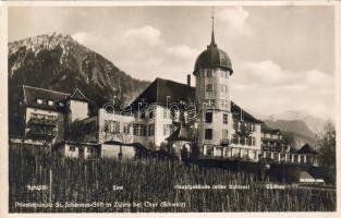 Zizers bei Schur, Priesterhospiz St. Johannes-Stift / hospice