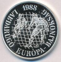 "1988. 500 Forint Ag ""Soccer European Championship"", 1988. 500Ft Ag ""Labdarúgó EB"""