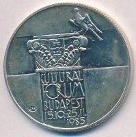 """1985. 500Ft Ag """"Kulturális fórum"""" 1985. 500Ft Ag """"Cultural Forum"""""""