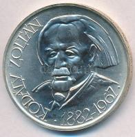 """1967. 50Ft Ag """"Kodály Zoltán"""" 1967. 50 Forint Ag """"Zoltán Kodály"""""""