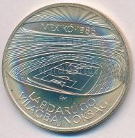 """1986. 500Ft Ag """"Mexikói Labdarúgó VB - Stadion"""" 1986. 500 Forint Ag """"Soccer World Cup Mexico - Stadium"""""""