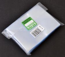 Plastic Case for Postcards/Letters/Banknotes T26, 100/pack, 148 x 105mm, clear KOBRA- Folienhüllen (für Einsteckkarten A6), T26, 100/pack, 148 x 105mm Képeslaptok/Levéltok/Bankjegytok klórmentes átlátszó műanyagból T26 100db/cs. 148 x 105 mm