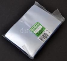 Plastic Case for Postcards/Letters/Banknotes T27, 100/pack, 112 x 156 mm KOBRA-Schutzhülle T27, 100/pack, 112 x 156 mm Képeslaptok/Levéltok/Bankjegytok klórmentes átlátszó műanyagból T27 100db/cs., 112 x 156 mm