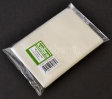 Plastic Case for Postcards/Letters/Banknotes T12, 100/pack, 95 x 145 mm KOBRA-Schutzhülle T12, 100/pack, 95 x 145 mm Képeslaptok/Levéltok/Bankjegytok klórmentes átlátszó műanyagból T12 100db/cs., 95 x 145 mm