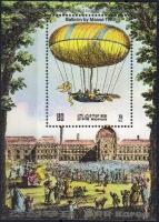 200 years of aviation, baloon block, 200 éves a repülés, ballon blokk