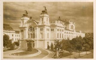 Cluj-Napoca, theatre, Kolozsvár, Nemzeti Színház