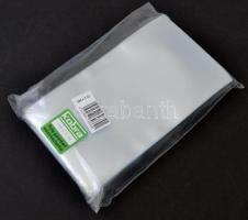 Plastic Case for Postcards/Letters/Banknotes T32, 100/pack,118 x 220 mm, clear KOBRA-Schutzhülle T32, 118 x 220 mm, glasklar Képeslaptok/Levéltok/Bankjegytok klórmentes átlátszó műanyagból T32 100db/cs. 118 x 220 mm