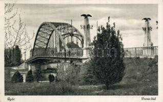 Győr, Duna híd