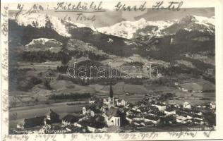 Bad Hofgastein, Thermal bad