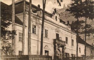 Sümeg, Püspöki kastély
