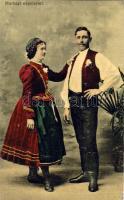 Hungarian folklore from Markaz, Magyar folklór Markazból