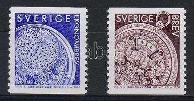 Carl XII´s pocket watch set, XII. Károly zsebórája sor, Taschenuhr von König Karls XII. Satz