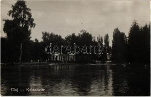Cluj-Napoca, Lacul din parc / park lake, Kolozsvár, Sétatéri tó