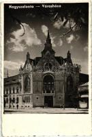 Salonta, town hall, Nagyszalonta, Városháza