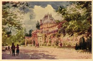 Budapest XIII. Margitsziget s: Ifj. Richter A.