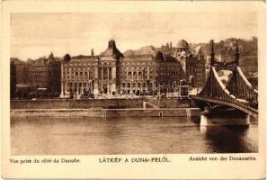 Budapest XI. Szent Gellért szálló és fürdő