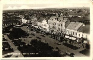 Satu Mare, square, Szatmárnémeti, Horthy Miklós tér