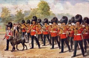 Irish Guards, Raphael Tuck & Sons