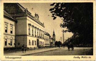 Balassagyarmat, Horthy Miklós tér