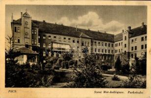 Pécs, Szent Mór kollégium