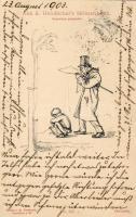 Aus A. Hendschel's Skizzenbuch No. 42. 'Hausse'