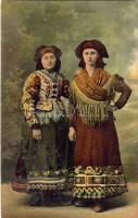 Hungarian folklore from Mezőkövesd, Mezőkövesdi népviselet, folklór
