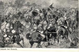 Battle at Krasnik s: Ludwig Koch, Krasnik-i csata s: Ludwig Koch