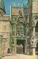 Venice, Venezia; Porta della Carta / gate