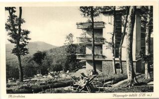 Mátraháza, Napsugár-üdülő