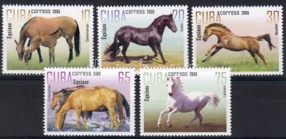 Pferde Satz, Lovak sor, Horses set