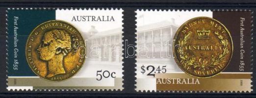 150th anniversary of Australian currency set, 150 éves az ausztrál pénz sor, 150 Jahre australische Münzen Satz