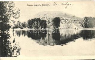 Tsarev Kurgan, Volga