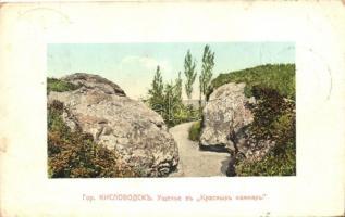 Kislovodsk, Gorge in Red Stones