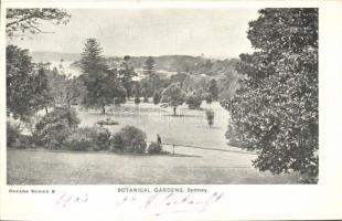 Sydney, Botanical gardens