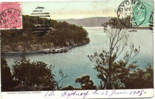 Sydney, Middle Harbour