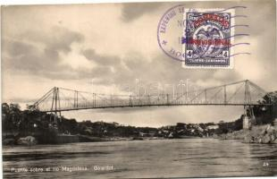 Girardot, Magdalena river, bridge