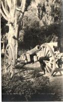Quinta de Bolívar, Colonial Cannon