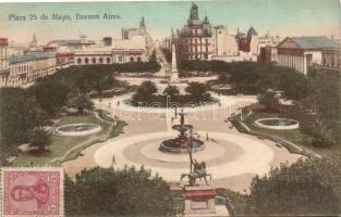 Buenos Aires, Plaza 25 de Mayo / square